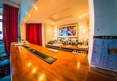 Fairmount Hotel Bar